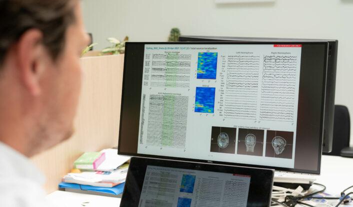 Epilog advanced EEG analysis spectral analysis